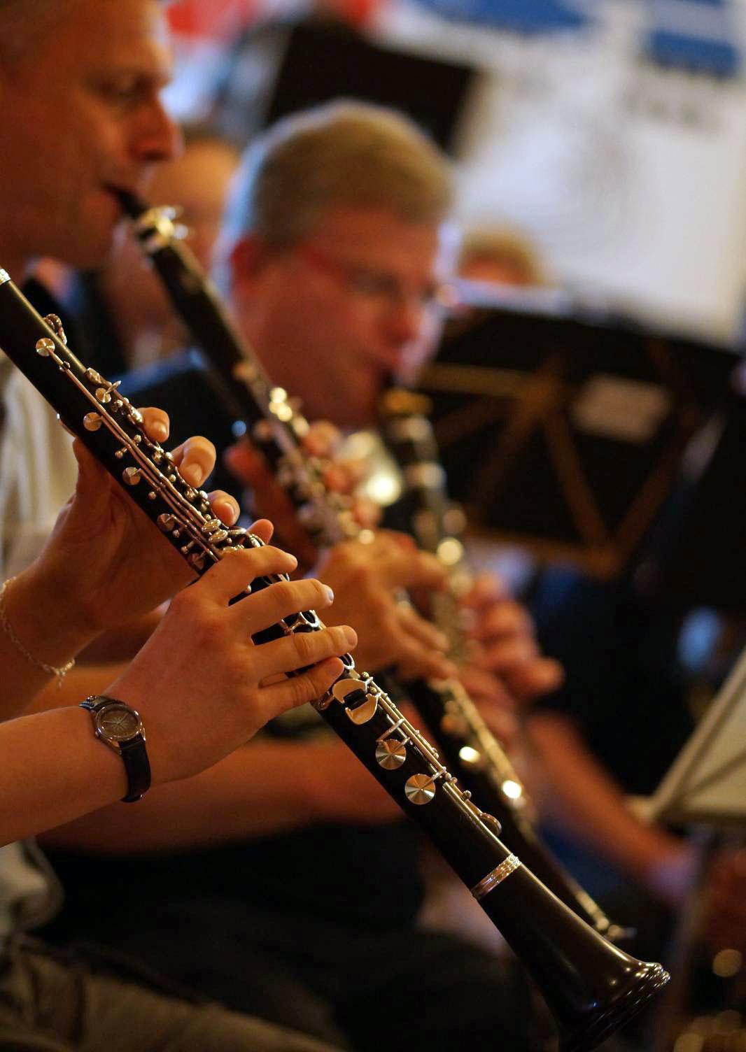 instrument ähnlich klarinette